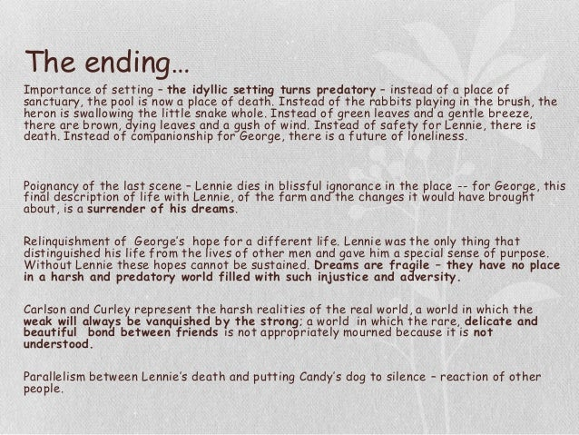 the end of men essay