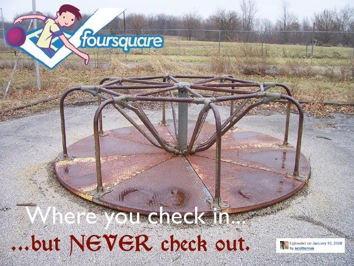 Future of Foursquare for #ofon