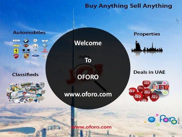 Welcome To OFORO www.oforo.com