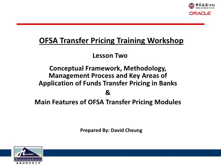 Image Result For Funds Transfer Pricing