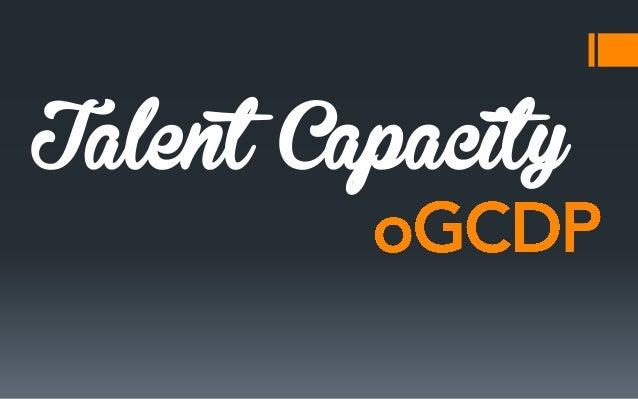 Talent Capacity
