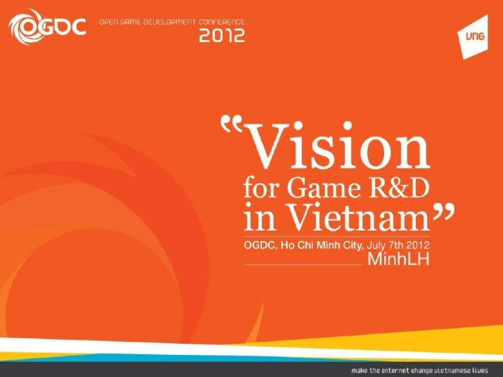 Vision of VN game industry