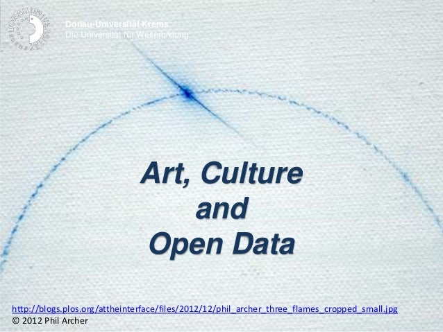 OGD for Culture and Art