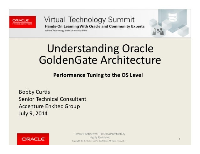 OGG Architecture Performance