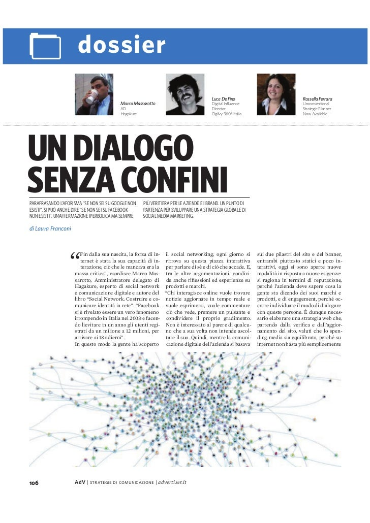 dossier                                                                                       Luca De Fino                ...