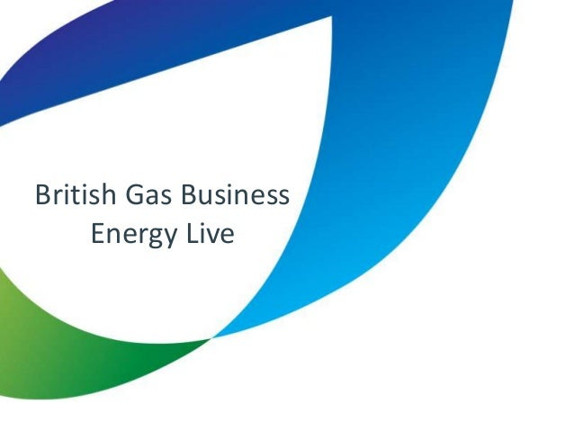 British Gas Business     Energy Live