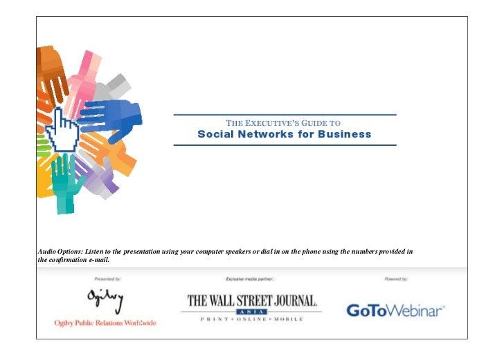 Ogilvy On: Social Networks for Business