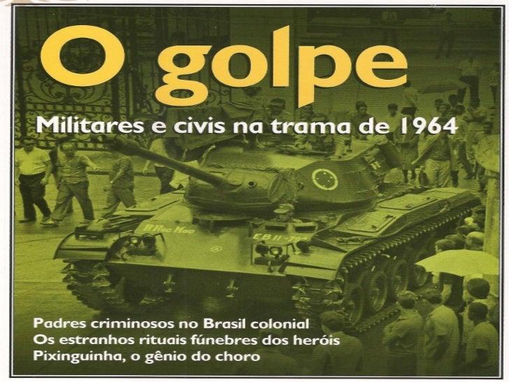 BRASIL REPÚBLICA (1889 – )          DITADURA MILITAR (1964 – 1985)iair@pop.com.br                            Prof. Iair