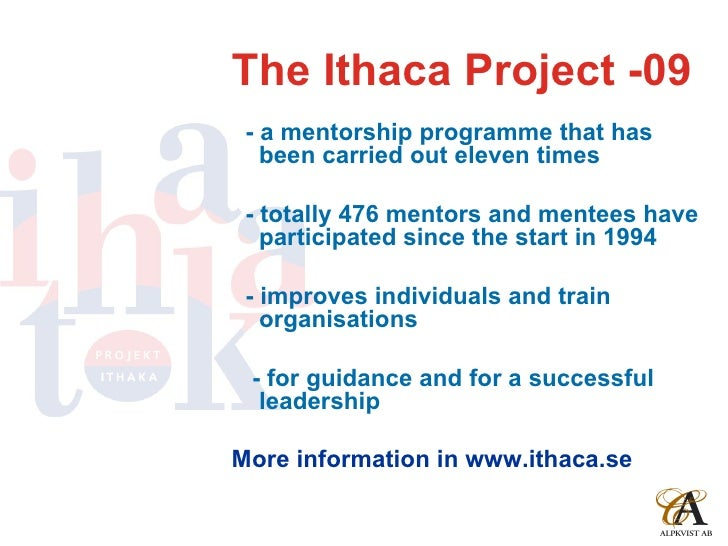 The Ithaka Project 09