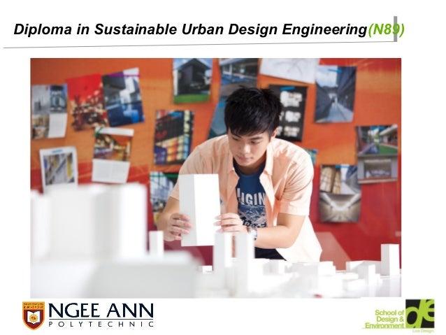 Diploma in Sustainable Urban Design Engineering(N89)                                                       1
