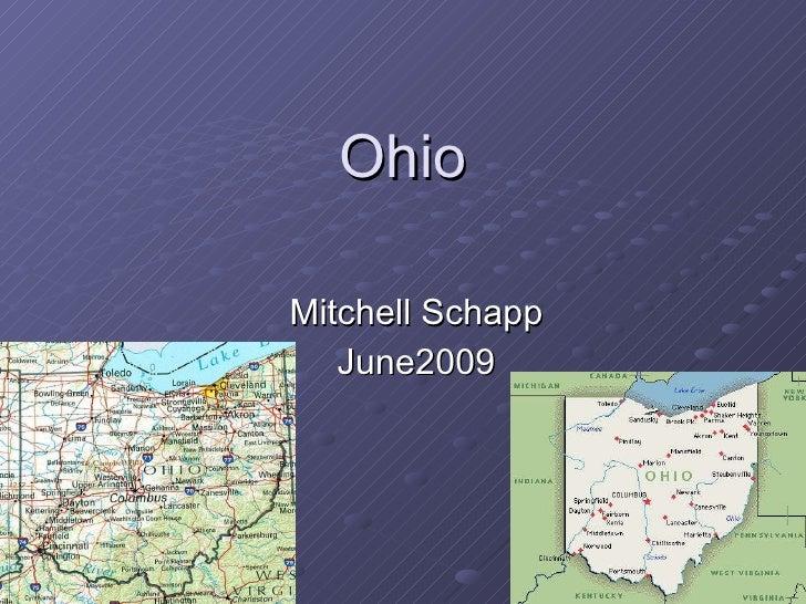 Ohio Mitchell Schapp June2009