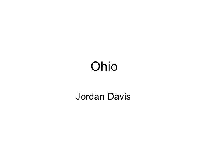 Ohio  Jordan Davis