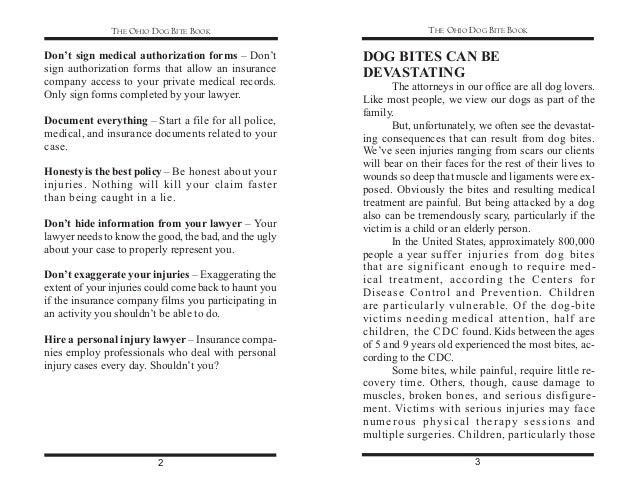 Police Dog Bite Case Law