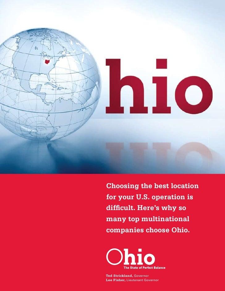 Ohio Benefits Brochure