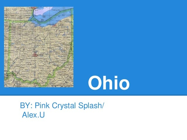 Ohio Pink State 4
