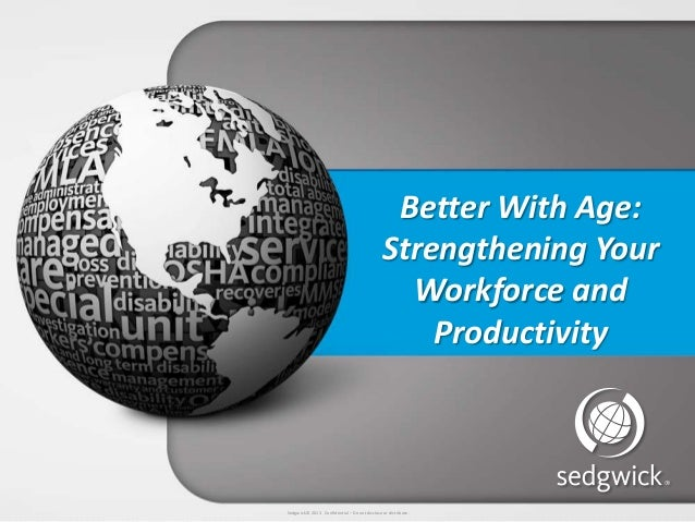 Better With Age: Strengthening Your Workforce and Productivity