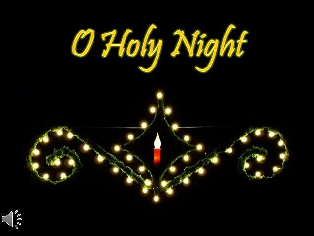 O holy night (v.m.) 2