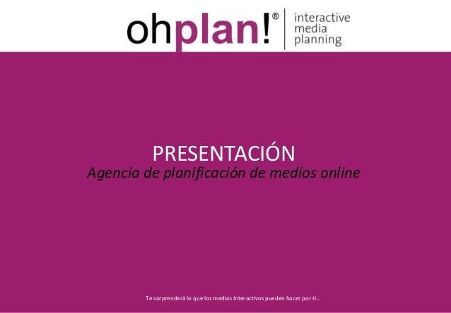 OHPLAN!