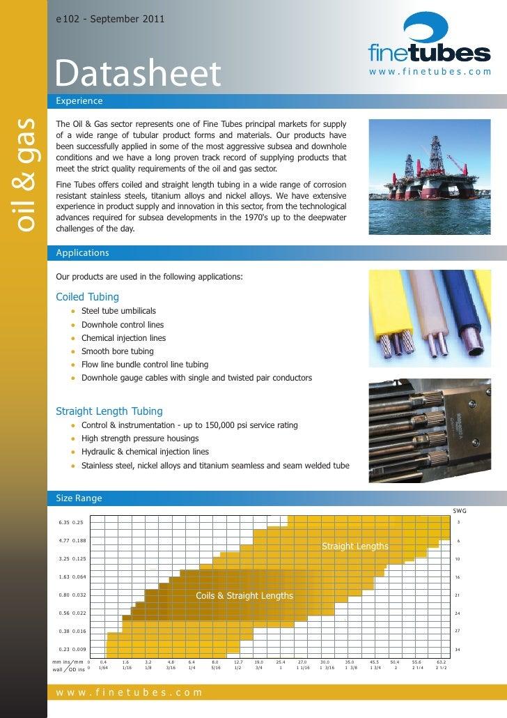 e 102 - September 2011            Datasheet             Experience                                                        ...