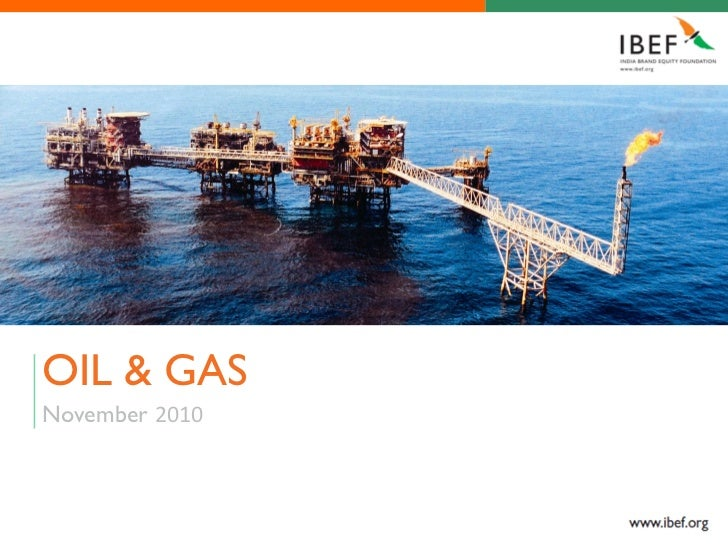 OIL & GASNovember 2010                1