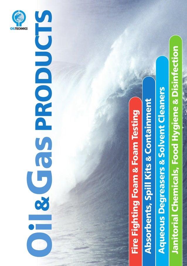 Oil Technics Ltd (OTL): General Overview Brochure