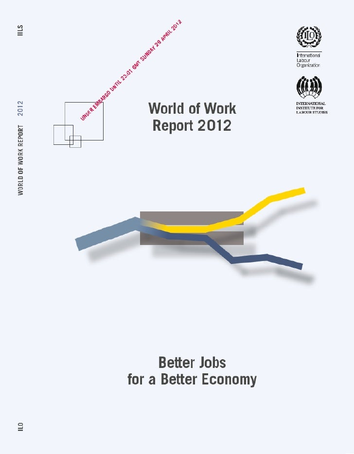 OIT :  world of work report 2012