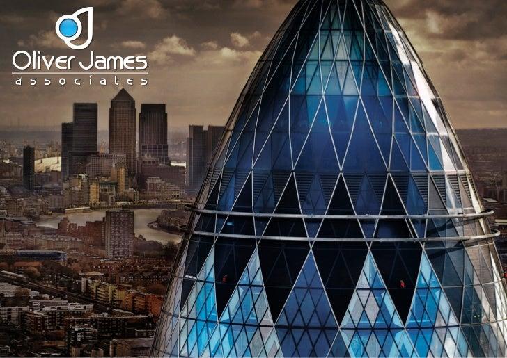 Oliver James Associates Brochure