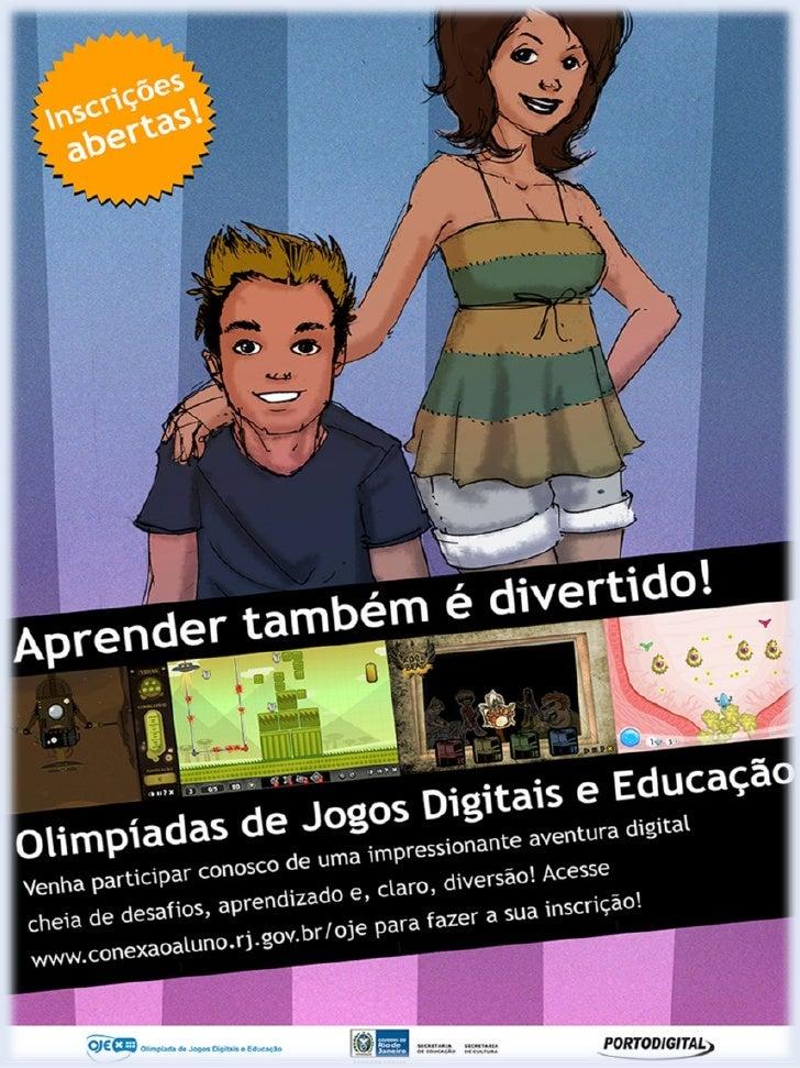 OJE_OLIMPIADA DE JOGOS EDUCACIONAIS