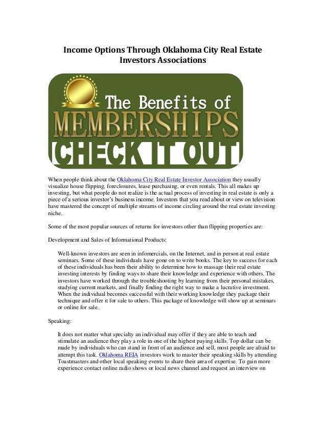 Oklahoma city-real-estate investor-association