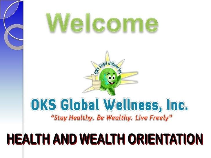 OKS Global Wellness