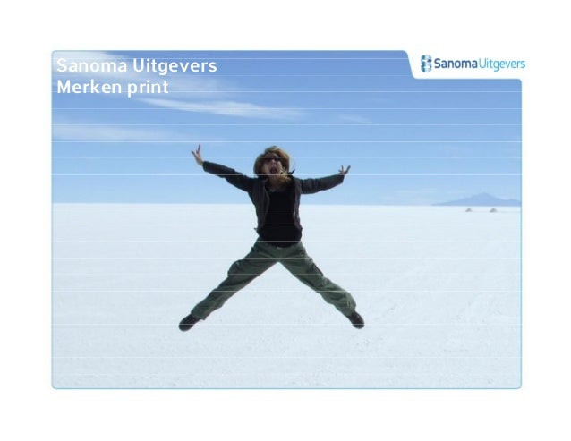 Sanoma Uitgevers Merken print