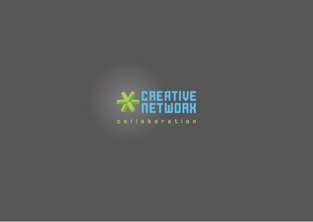 NETWORX CREATIVE c o l l a b o r a t i o n Olaf Schulz Creative Director// Dipl.-Kom Wandastr. 28 //45136 Essen Fon: +49(0...
