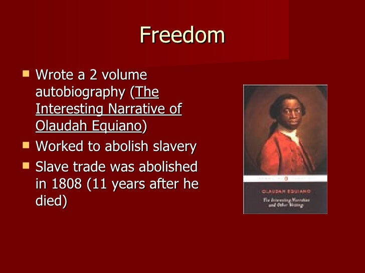 essay on olaudah equiano Olaudah equiano: narrative of a black slave the slave trade reached its height during the 17th century european powers like england, spain, and.