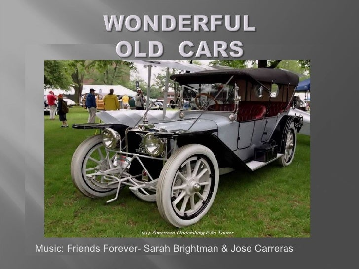 Wonderful Old Cars