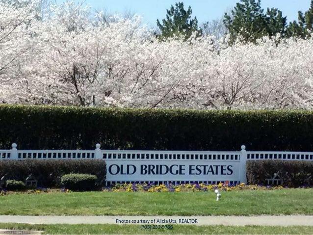 Old Bridge Estates Community - Lake Ridge, Virginia