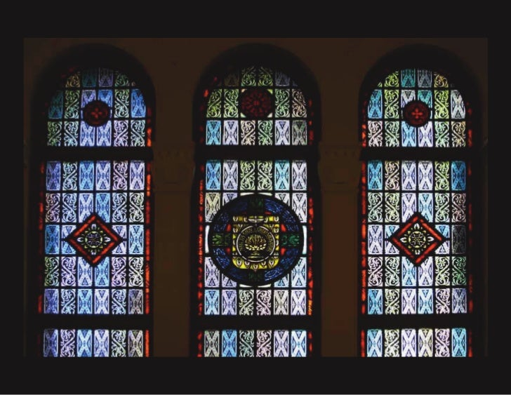 Willemina Ogterop: Old First Presbyterian Church Reformation Windows