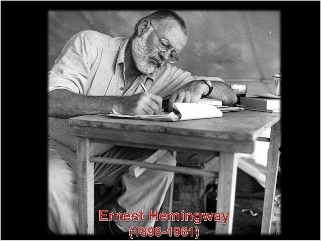 the depression and paranoia of ernest hemingway Ernest hemingway: writer, adventurer, jerk — and still  places to see the homes of ernest hemingway  of paranoia were planted and grew as part of the.