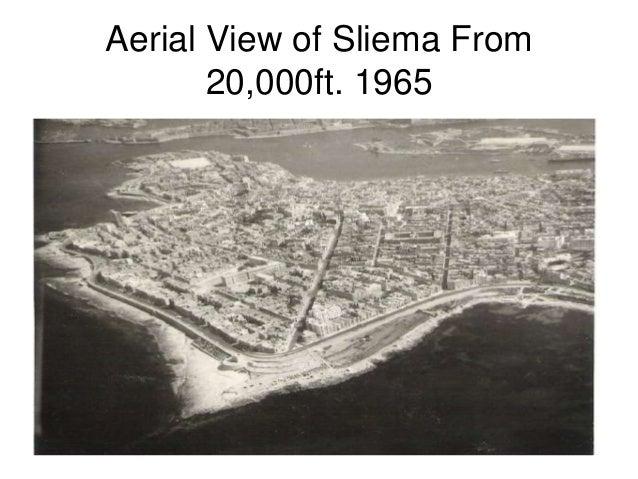 Sliema, Malta - vintage pictures