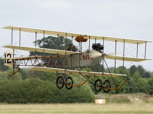 Aviones antiguos- Old Aircrafts