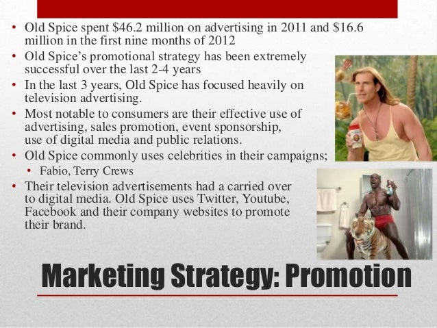 old spice youtube campaign case study Study case analysis – old spice posted about on social media and watched on youtube- it is recommended that old spice releases their campaign at least a.