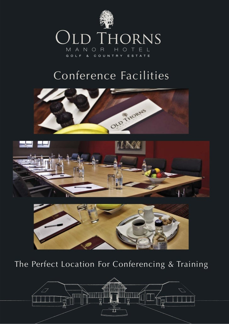 Conference FacilitiesThe Perfect Location For Conferencing & Training