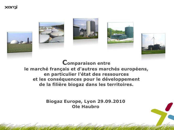 Ole Haubro Conference Biogas