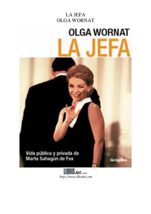 LA JEFAOLGA WORNAThttp://www.librodot.com