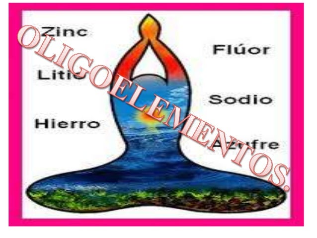 OLIGOELEMENTOS. DEFINICION:Los oligoelementos son bioelementos presentes en pequeñas cantidades (menos de un 0,05%) en los...