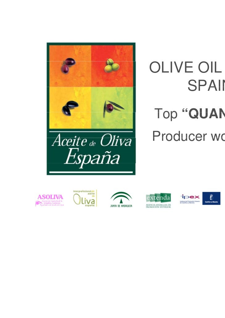 Olive Oil from Spain PPV Central Market