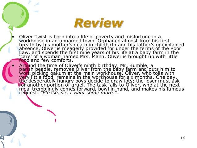Oliver Twist Theme Analysis Essay - image 9