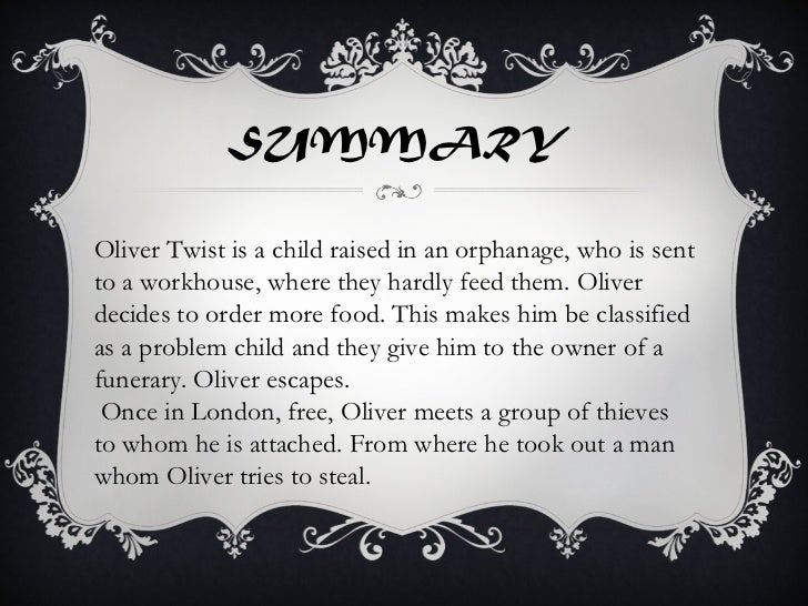 Oliver Twist Theme Analysis Essay - image 11
