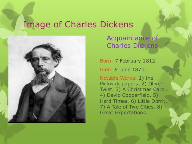 a summary of great expectations by charles dickens Plot summary and themes of great expectations, one of the most famous and much-loved novels by the great master of victorian prose.