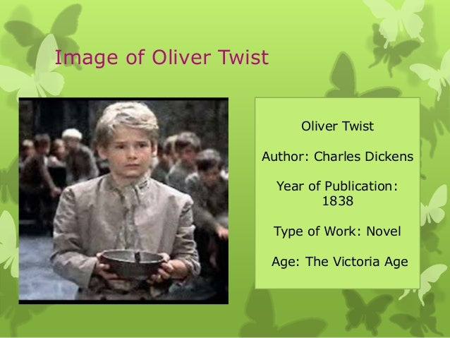 oliver twist 3 essay When writing an essay about oliver twist you might face the problem that there can be so many oliver twist essay topics charles dickens's second novel was written in 1838 and it was only his second work, but it was already filled with seriousness.