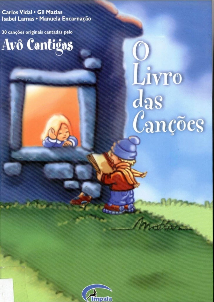 O livro-das-cancoes